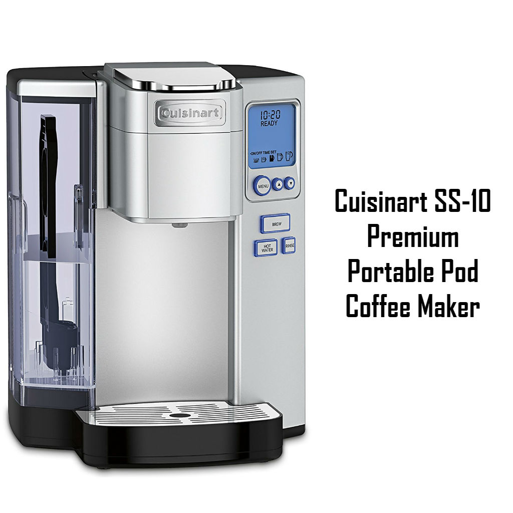 Cuisinart SS-10 Premium – Portable Pod Coffee Maker Review