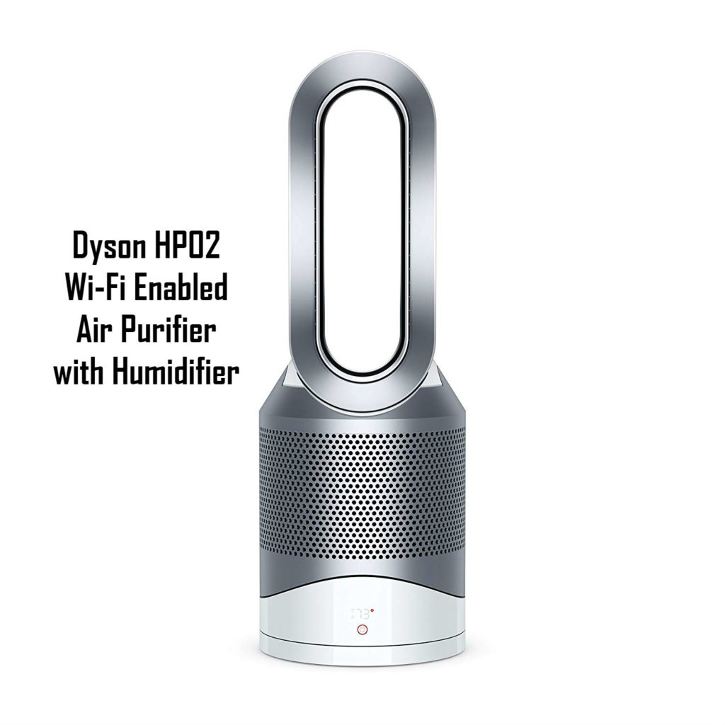 Dyson HP02 - Wi-Fi Enabled Air Purifier with Humidifier Reviews