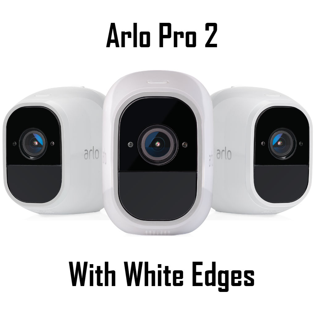 Arlo Pro 2 Wireless Home Security Camera System With Alarm
