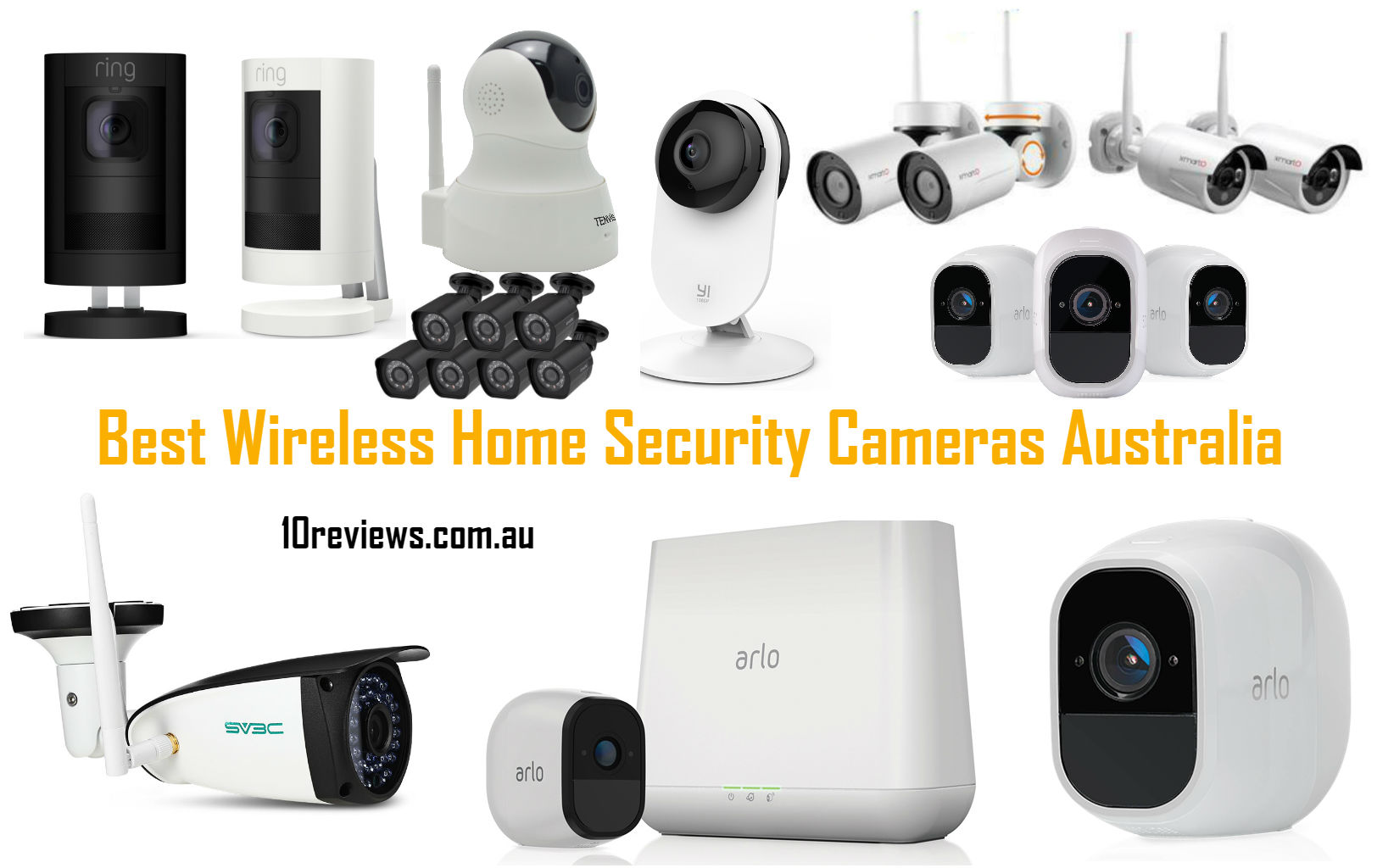 Best Wireless Home Security Cameras For 2019 [+Free Buyer