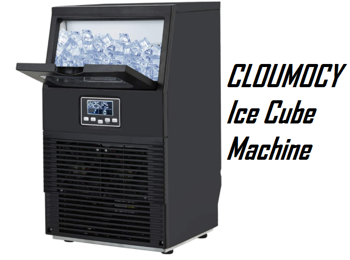 Best CLOUMOCY 4L Ice Cube Machine Reviews