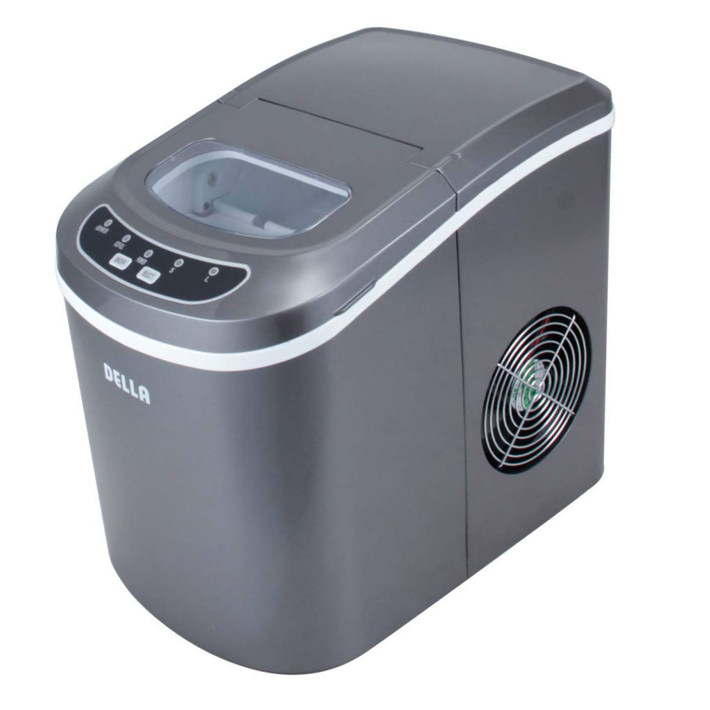 Della Portable Ice Maker – Best Nugget Ice Machine Under $100