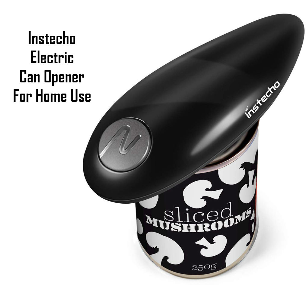 Instecho Electric Can Opener For Home Use