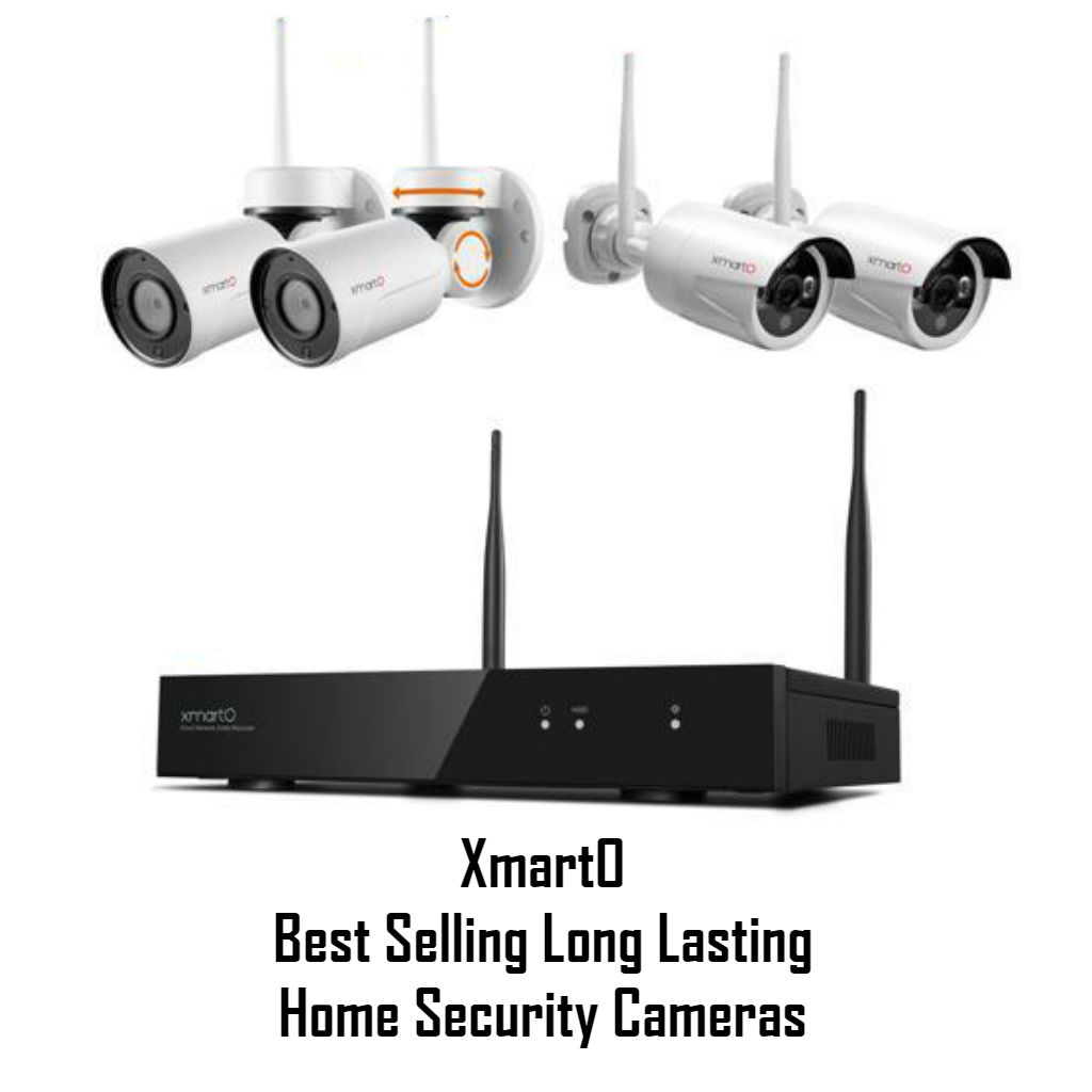 XmartO Best Selling Long Lasting Home Security Cameras
