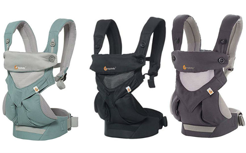 Ergobaby Carrier 360 Premium Quality Comfort For Your Baby