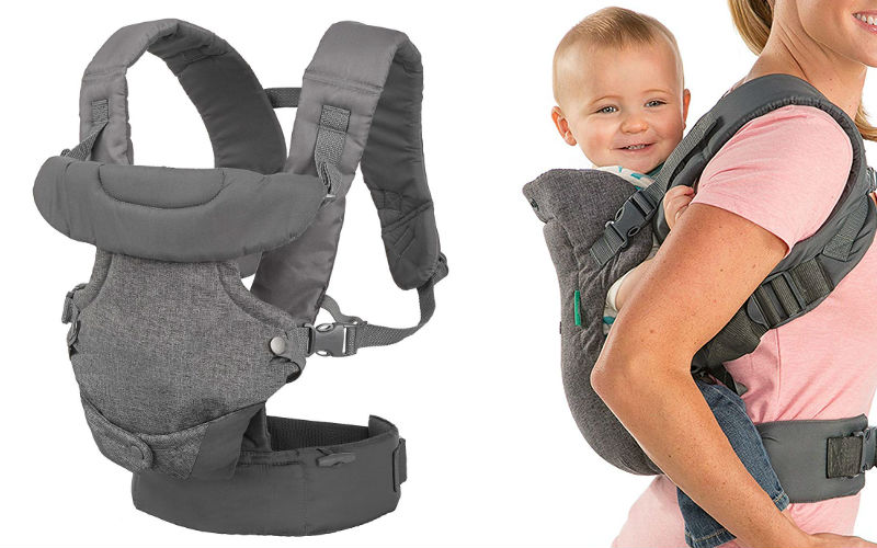 Infantino Flip 4-in-1 Convertible Carrier Top Rated In Australia