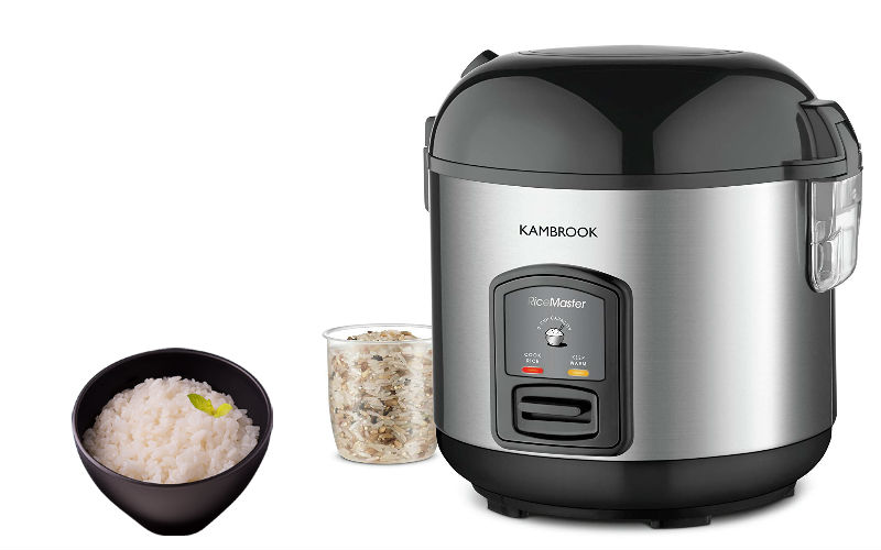 Kambrook KRC405BSS Best Economical Rice Cooker