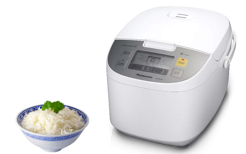 Panasonic SR-ZE185WSTM Best Selling Premium Quality Rice Cooker