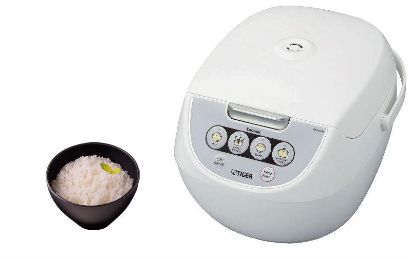 Tiger Corporation All Purpose Rice Cooker