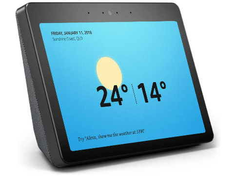 Premium Sound Echo Show with Vibrant 10.1 HD Screen Reviews and Features