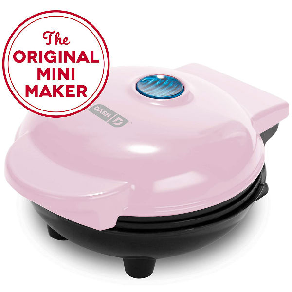 DASH MINI MAKER The Mini Waffle Maker Machine For Individual Waffles Under 100