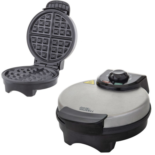 DAVIS AND WADDELL ELECTRIC – Recommended Non-Stick Waffle Maker Under 50