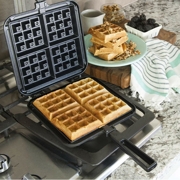 NORDICWARE 15040 Best Belgian Waffle Iron Under 100