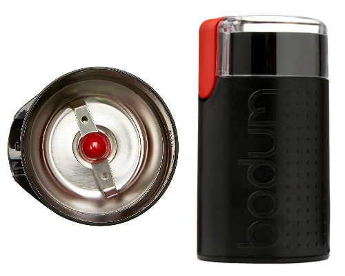 Bodum Coffee Grinder Electric Coffee Grinder