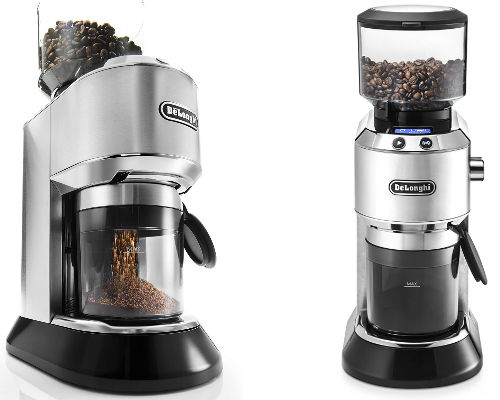 De' Longi Electric Coffee Grinders, Black, KG521M