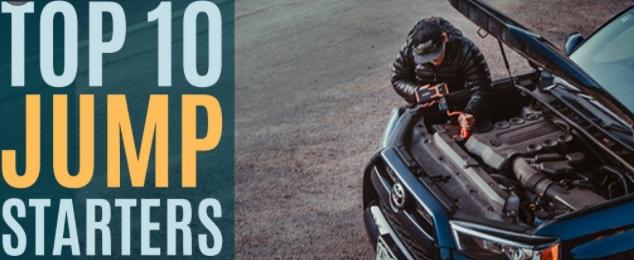 10 Best Portable Jump Starter Australia