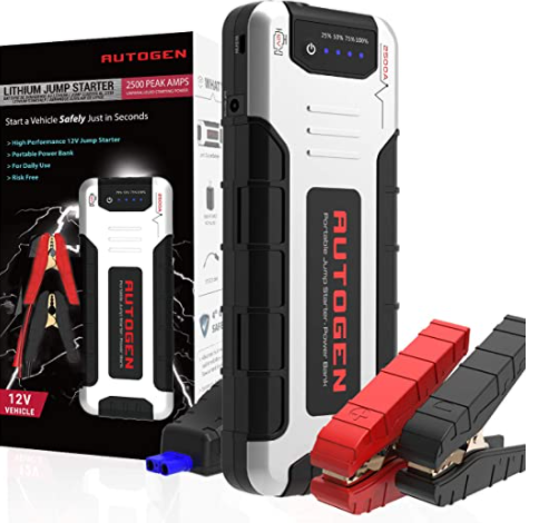 [Auto Battery Booster Portable Charger]