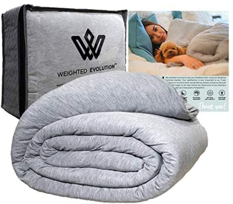 Weight evolution (Best Blanket for Adults Kids)