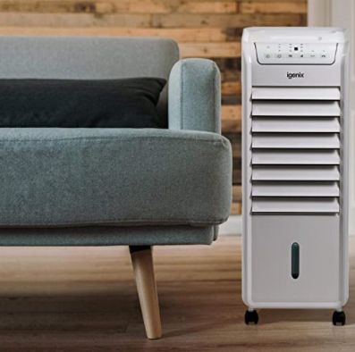 Igenix portable Air Cooler With Remote Control